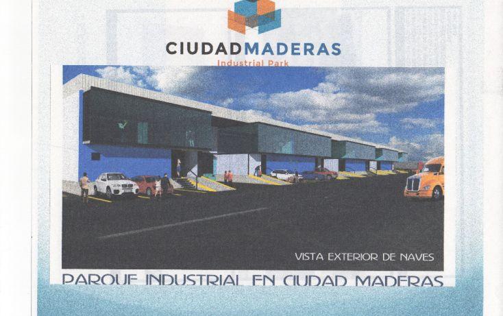 Foto de bodega en venta en, centro, el marqués, querétaro, 1472709 no 01