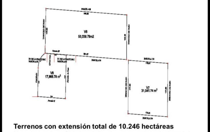 Foto de terreno habitacional en venta en, centro, el marqués, querétaro, 1704544 no 01