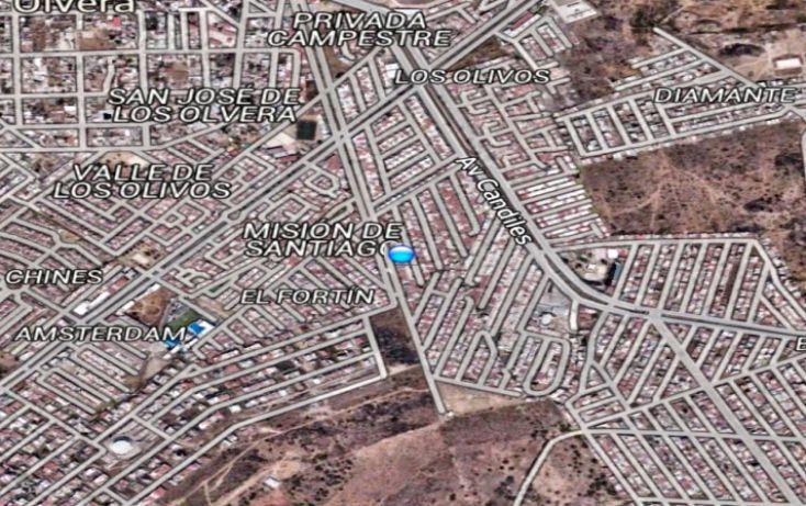 Foto de terreno habitacional en venta en, centro, el marqués, querétaro, 1704544 no 02