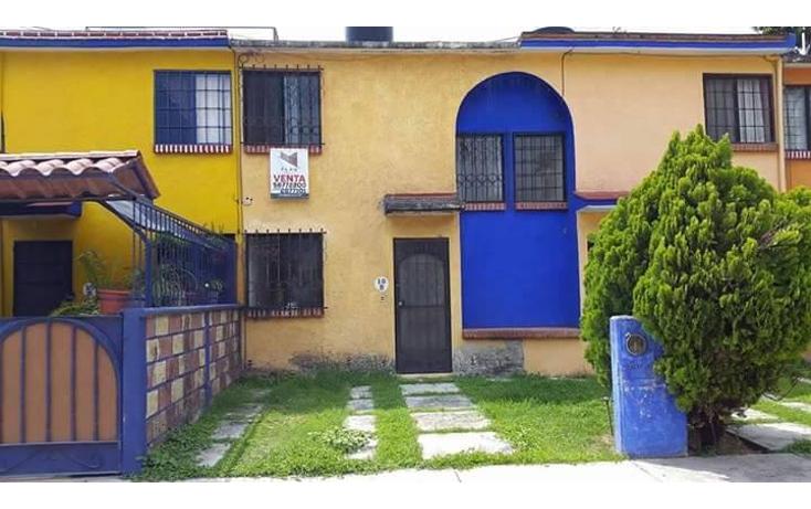 Foto de casa en venta en  , centro, emiliano zapata, morelos, 1277895 No. 01