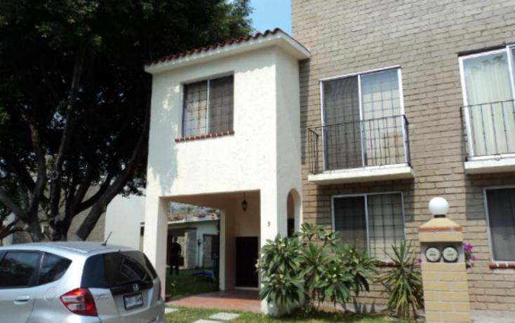 Foto de casa en venta en  , centro, emiliano zapata, morelos, 398072 No. 03