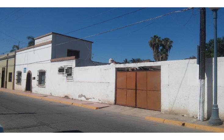 Foto de terreno habitacional en venta en  , centro, guasave, sinaloa, 1067199 No. 01