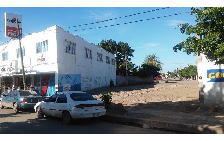 Foto de terreno comercial en venta en  , centro, guasave, sinaloa, 1409221 No. 01