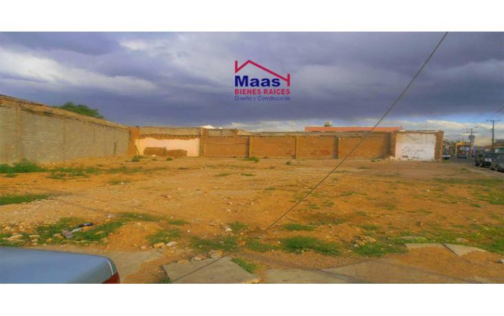 Foto de terreno comercial en venta en  , centro industrial ladrillero sur, chihuahua, chihuahua, 1693590 No. 01