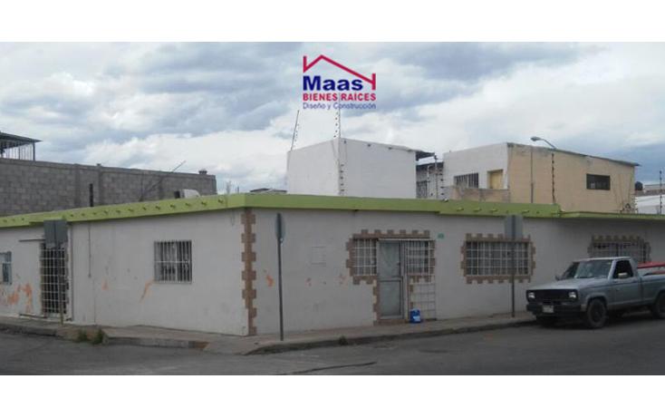 Foto de casa en venta en  , centro industrial ladrillero sur, chihuahua, chihuahua, 1982646 No. 01