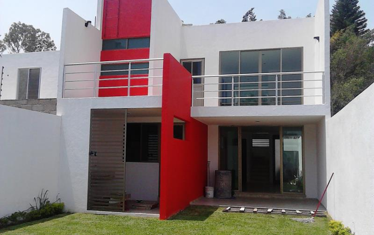 Foto de casa en venta en  , centro jiutepec, jiutepec, morelos, 1080489 No. 01