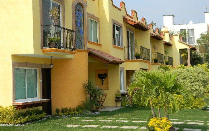 Foto de casa en venta en  , centro jiutepec, jiutepec, morelos, 1128971 No. 01