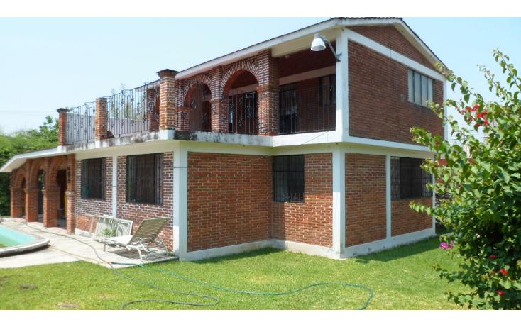 Foto de casa en venta en  , centro jiutepec, jiutepec, morelos, 1266657 No. 01