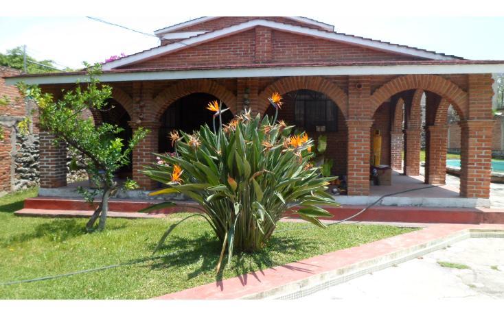 Foto de casa en venta en  , centro jiutepec, jiutepec, morelos, 1266657 No. 02