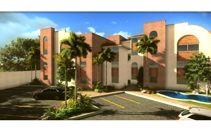 Foto de departamento en venta en  , centro jiutepec, jiutepec, morelos, 1275683 No. 02