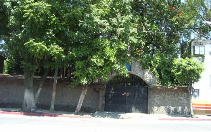 Foto de terreno habitacional en venta en  , centro jiutepec, jiutepec, morelos, 1296081 No. 01