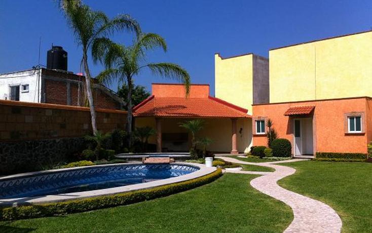 Foto de casa en venta en  , centro jiutepec, jiutepec, morelos, 1551746 No. 01