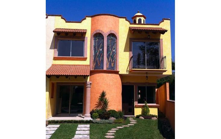 Foto de casa en venta en  , centro jiutepec, jiutepec, morelos, 1554506 No. 01