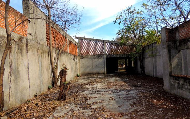 Foto de terreno habitacional en venta en  , centro jiutepec, jiutepec, morelos, 1562654 No. 05