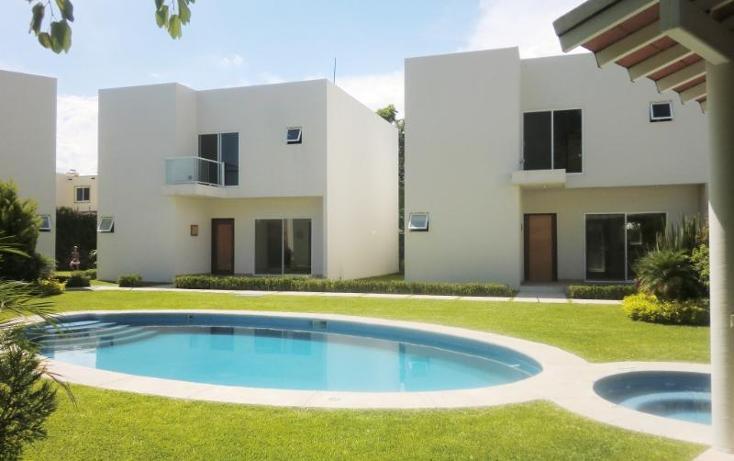 Foto de casa en venta en  , centro jiutepec, jiutepec, morelos, 398890 No. 01
