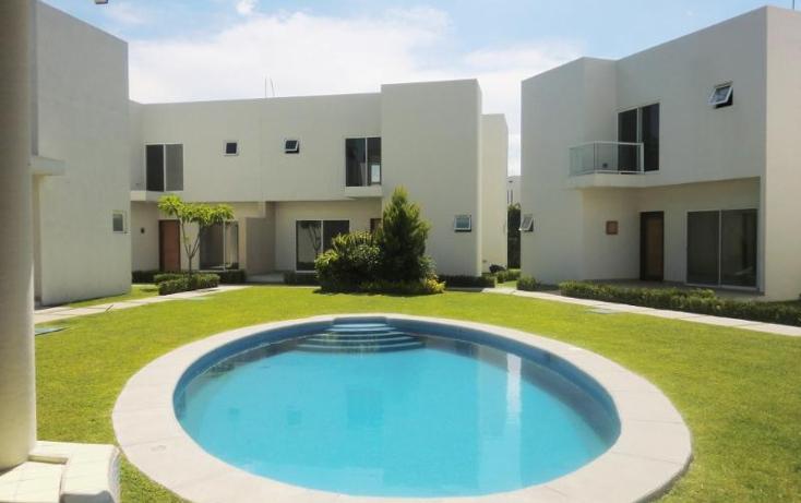 Foto de casa en venta en  , centro jiutepec, jiutepec, morelos, 398890 No. 02