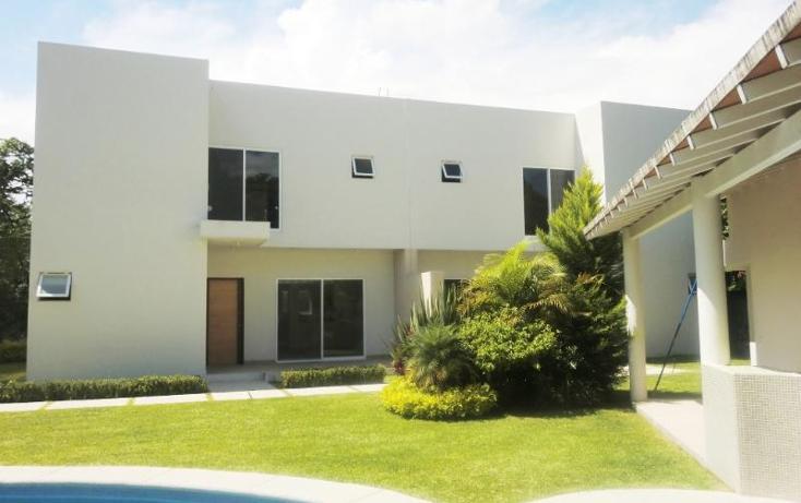 Foto de casa en venta en  , centro jiutepec, jiutepec, morelos, 398890 No. 03