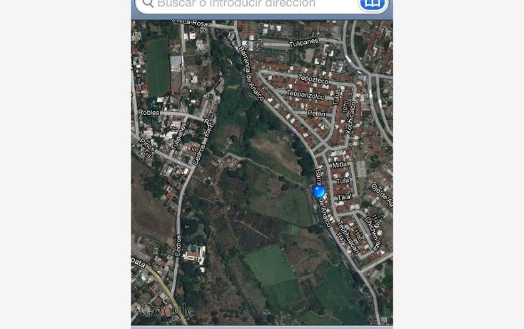 Foto de terreno habitacional en venta en barranca de analco , centro jiutepec, jiutepec, morelos, 489056 No. 01