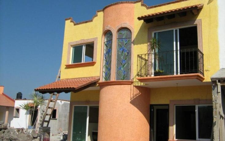 Foto de casa en venta en - -, centro jiutepec, jiutepec, morelos, 822087 No. 01