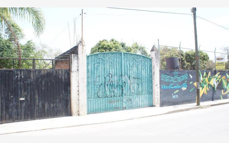 Foto de terreno habitacional en venta en  , centro jiutepec, jiutepec, morelos, 966865 No. 06