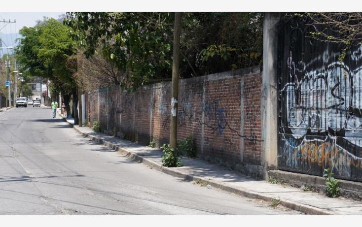 Foto de terreno habitacional en venta en  , centro jiutepec, jiutepec, morelos, 966865 No. 07