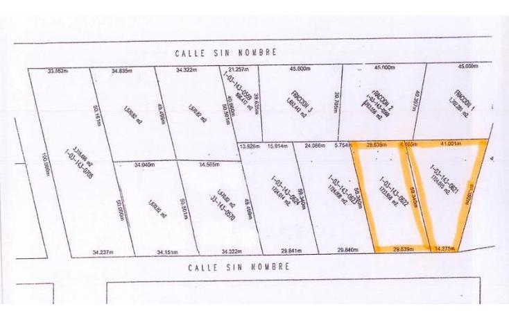 Foto de terreno habitacional en venta en  , centro, la paz, baja california sur, 1203967 No. 08