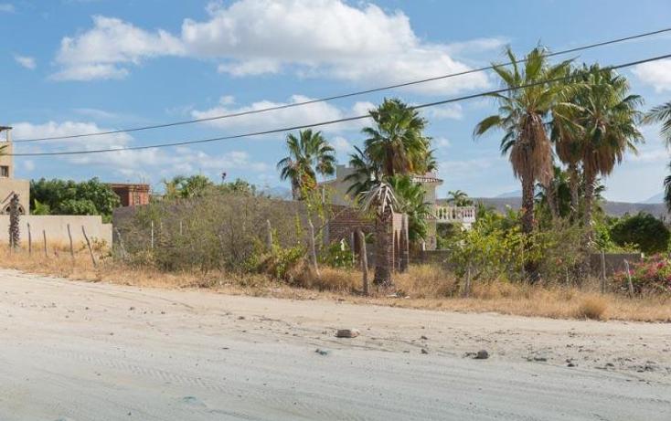 Foto de terreno habitacional en venta en  , centro, la paz, baja california sur, 1206875 No. 03