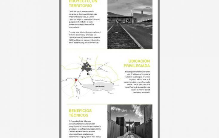 Foto de terreno industrial en venta en centro logístico jalisco carretera libre acatlán de juárez a cd guzmán km 11, c, acatlan de juárez, acatlán de juárez, jalisco, 1988228 no 03
