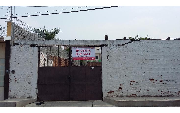 Foto de terreno habitacional en venta en  , centro, los reyes, michoac?n de ocampo, 1929642 No. 01