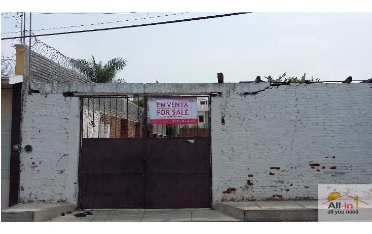 Foto de terreno habitacional en venta en  , centro, los reyes, michoac?n de ocampo, 1948212 No. 01