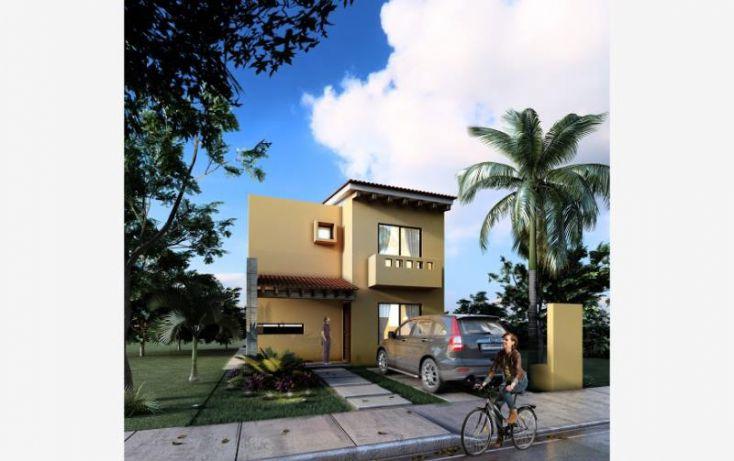 Foto de casa en venta en centro maya, ejidal, solidaridad, quintana roo, 1021467 no 01