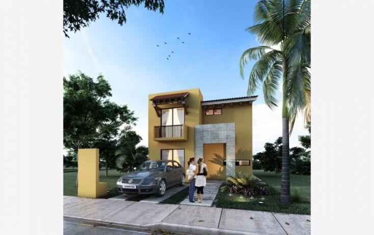 Foto de casa en venta en centro maya, ejidal, solidaridad, quintana roo, 1021467 no 02