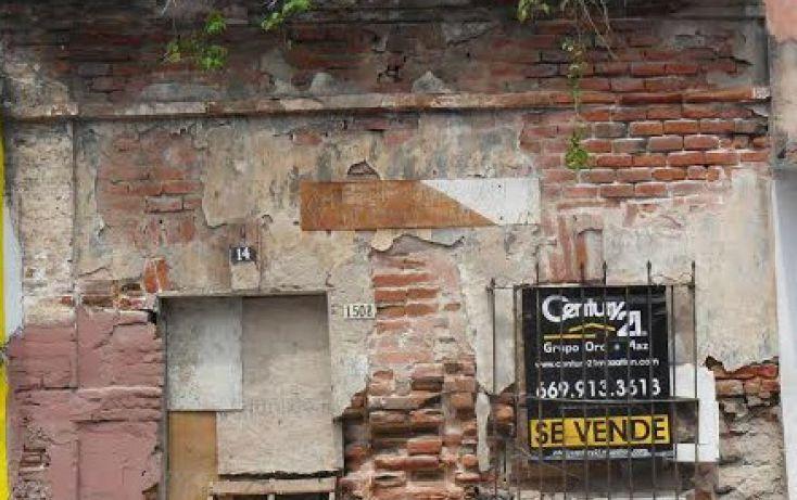 Foto de terreno comercial en venta en, centro, mazatlán, sinaloa, 1066159 no 01
