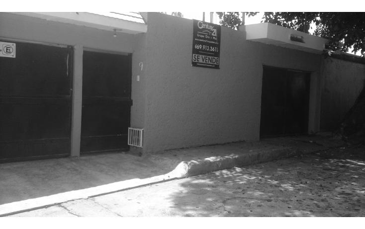 Foto de casa en venta en  , centro, mazatlán, sinaloa, 1078425 No. 01
