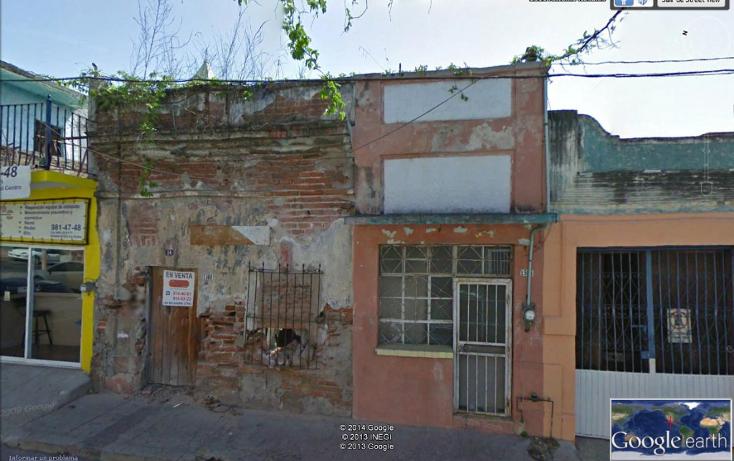 Foto de terreno habitacional en venta en  , centro, mazatlán, sinaloa, 1257383 No. 01