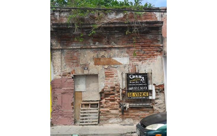 Foto de terreno habitacional en venta en  , centro, mazatlán, sinaloa, 1257383 No. 02