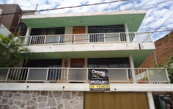 Foto de casa en venta en  , centro, mazatlán, sinaloa, 1262657 No. 01