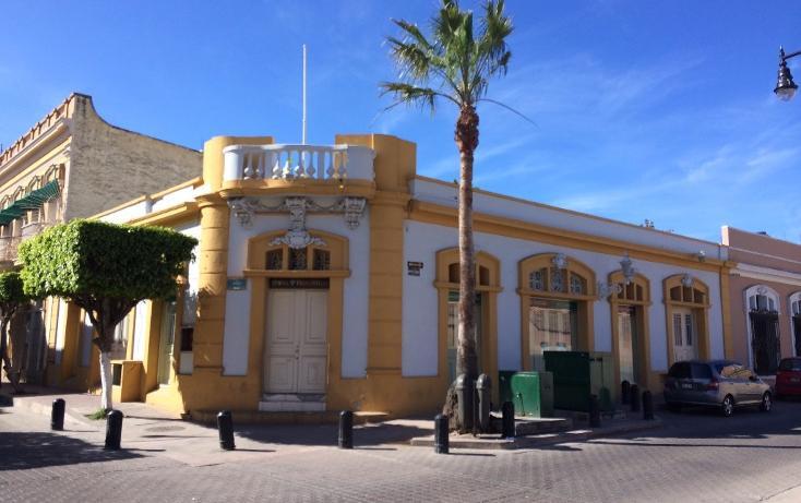 Foto de local en renta en  , centro, mazatlán, sinaloa, 1893084 No. 01