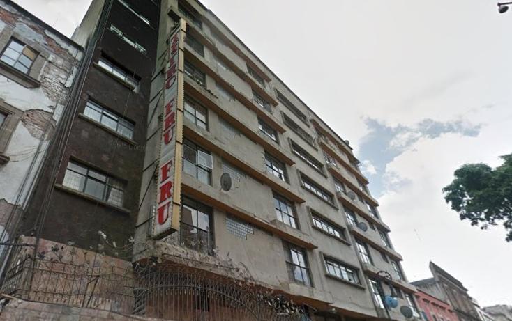 Foto de departamento en venta en  , centro medico siglo xxi, cuauhtémoc, distrito federal, 1365269 No. 01
