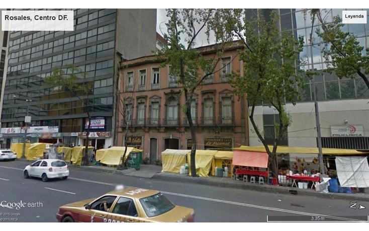 Foto de edificio en venta en  , centro medico siglo xxi, cuauhtémoc, distrito federal, 1491229 No. 01