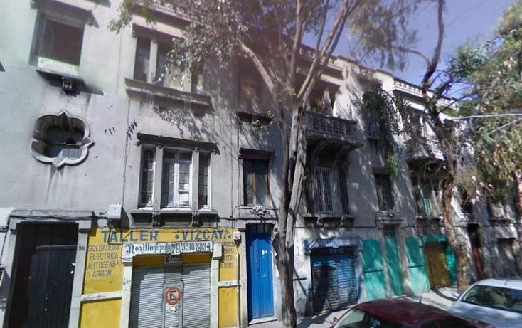 Foto de edificio en venta en  , centro medico siglo xxi, cuauhtémoc, distrito federal, 1519236 No. 02