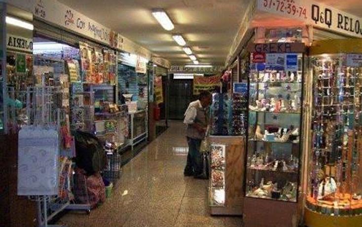 Foto de local en venta en  , centro medico siglo xxi, cuauht?moc, distrito federal, 1546358 No. 01
