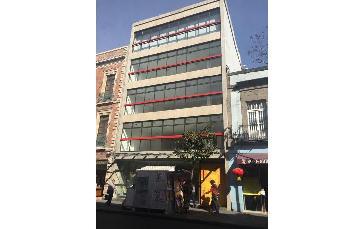 Foto de edificio en renta en  , centro medico siglo xxi, cuauht?moc, distrito federal, 1699112 No. 01