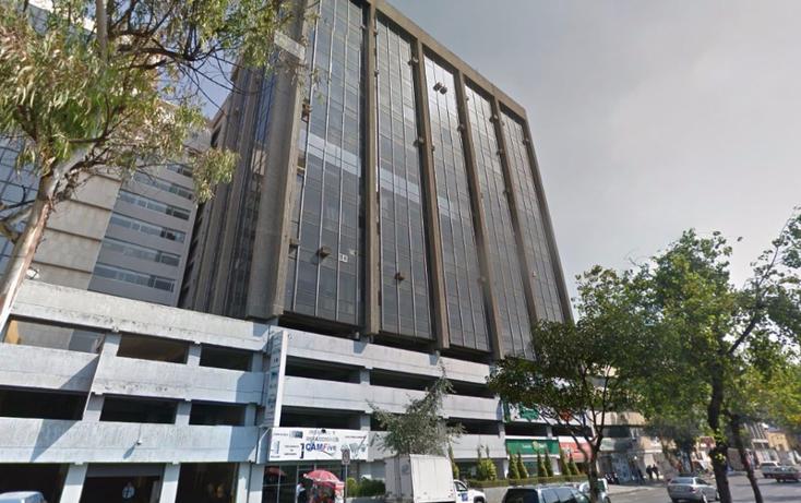 Foto de oficina en renta en  , centro medico siglo xxi, cuauht?moc, distrito federal, 1835370 No. 01