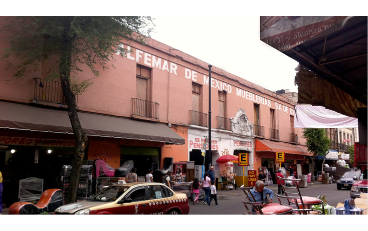 Foto de edificio en venta en  , centro medico siglo xxi, cuauhtémoc, distrito federal, 1878408 No. 01