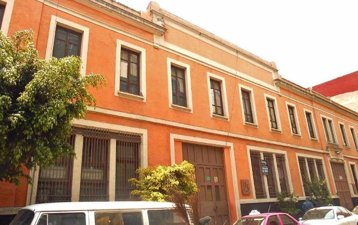 Foto de departamento en venta en  , centro medico siglo xxi, cuauhtémoc, distrito federal, 1892962 No. 01