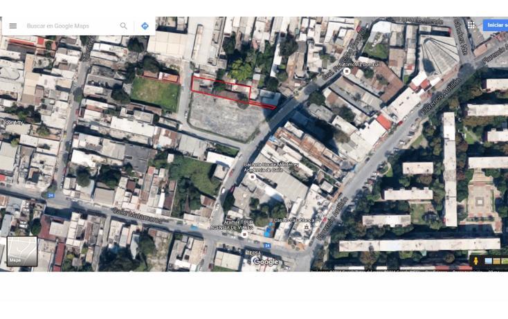 Foto de terreno habitacional en venta en  , centro, monterrey, nuevo león, 1088479 No. 01