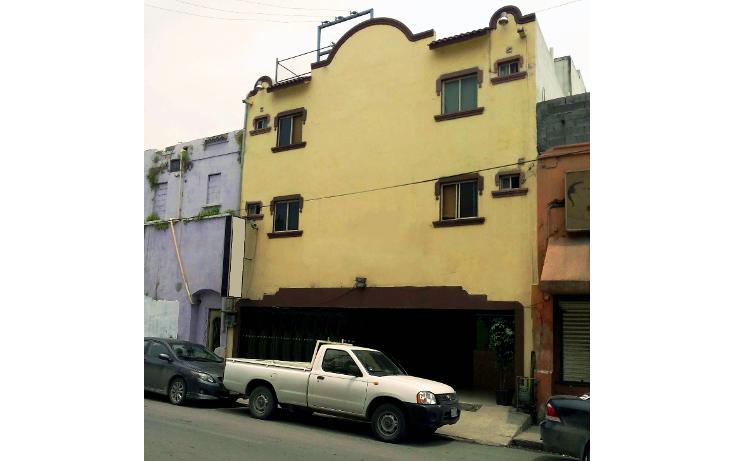 Foto de edificio en venta en  , centro, monterrey, nuevo león, 1195271 No. 01