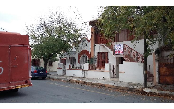 Foto de casa en venta en  , centro, monterrey, nuevo león, 1518017 No. 02