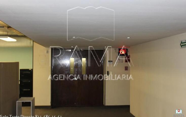 Foto de oficina en renta en  , centro, monterrey, nuevo león, 2023038 No. 08
